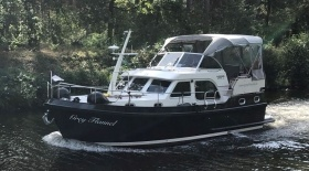 "Linssen Grand Sturdy 30.9 AC ""Grey Flannel"""